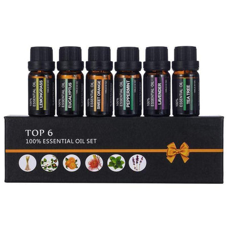 Offord Aromatherapy Essential Oil Set