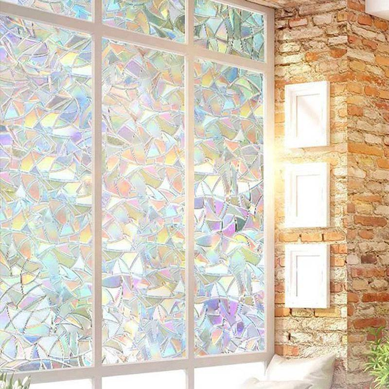Offord Rainbow Window Film