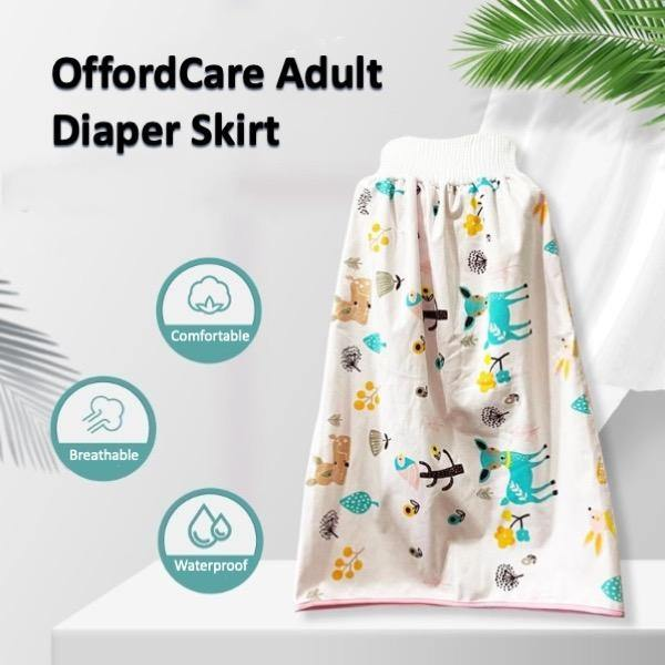 OffordCare Adult Diaper Skirt (1 Pcs)