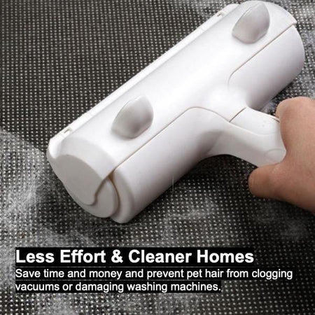 OffordCare Auto Cleaning Pet Hair Roller