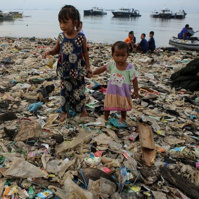 Take From The Rich To Give To The Poor - The True Cost Of Our Plastic Obsession