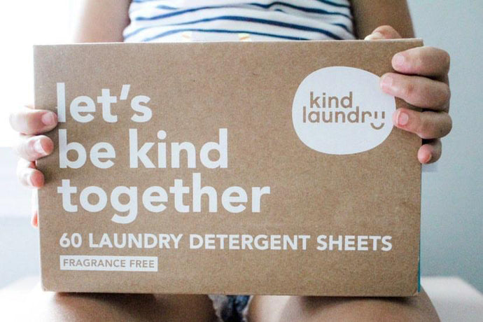 Kind Laundry - Kinder To You & The Environment