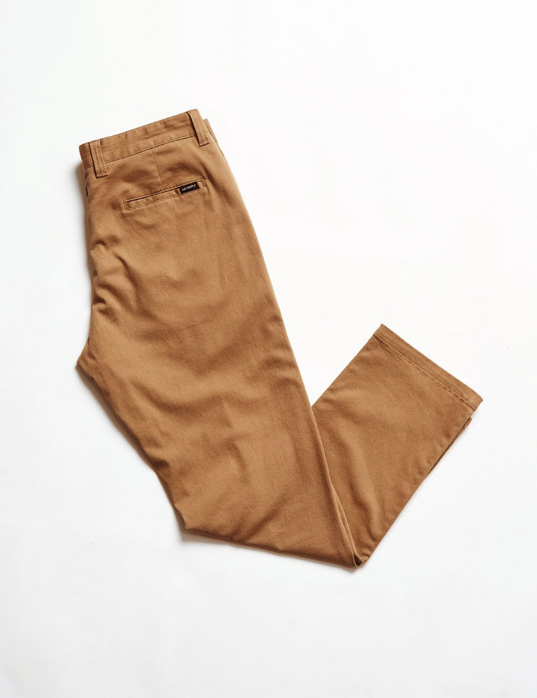 Mr Simple - Standard Chino in Khaki