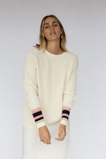 Nice Martin - Lexi Knit in Off White