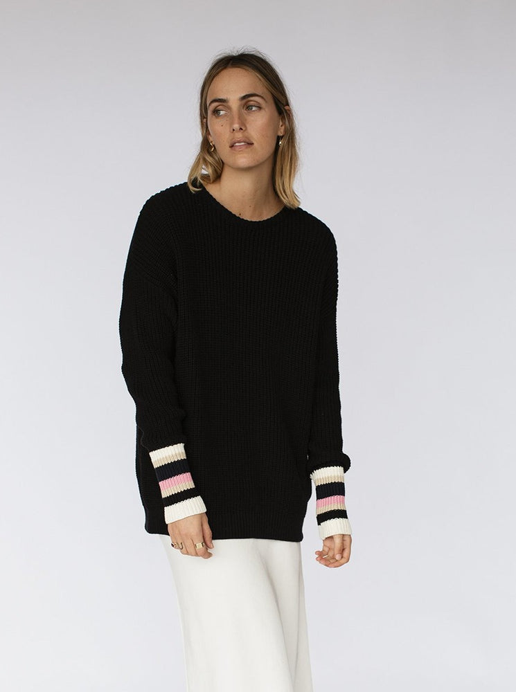 Nice Martin - Lexi Knit in Black