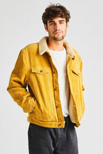 Rollas - Morrison Sherpa Jacket in Honey