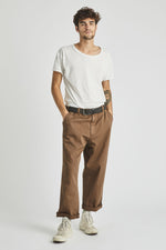 Rollas - Lazy Boy Pant in V8 Wood Drill