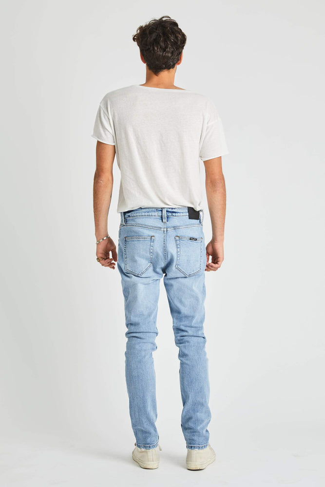 Rollas - Tim Slim Jeans in Organic Crush