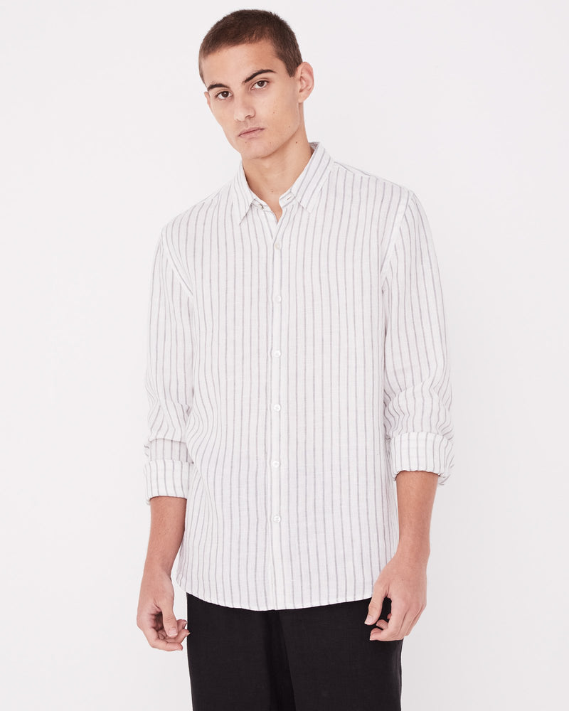 Assembly - Casual Long Sleeve Shirt Airlie Stripe