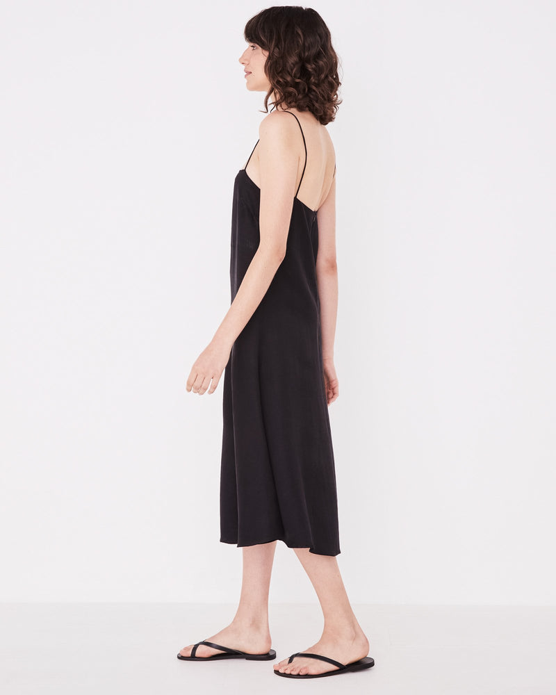 Assembly - Column Dress in Black