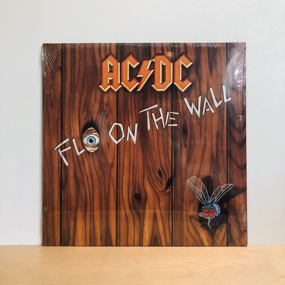 AC/DC - Fly On The Wall. LP