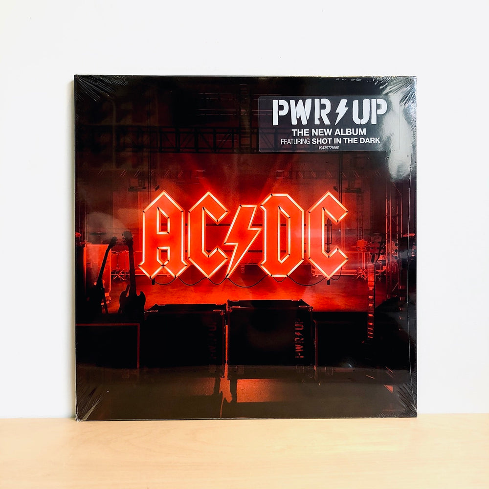 AC/DC - Power Up. [Black Wide] LP