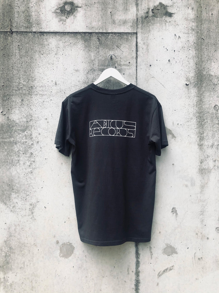 Abicus Records - Force Tee in Coal