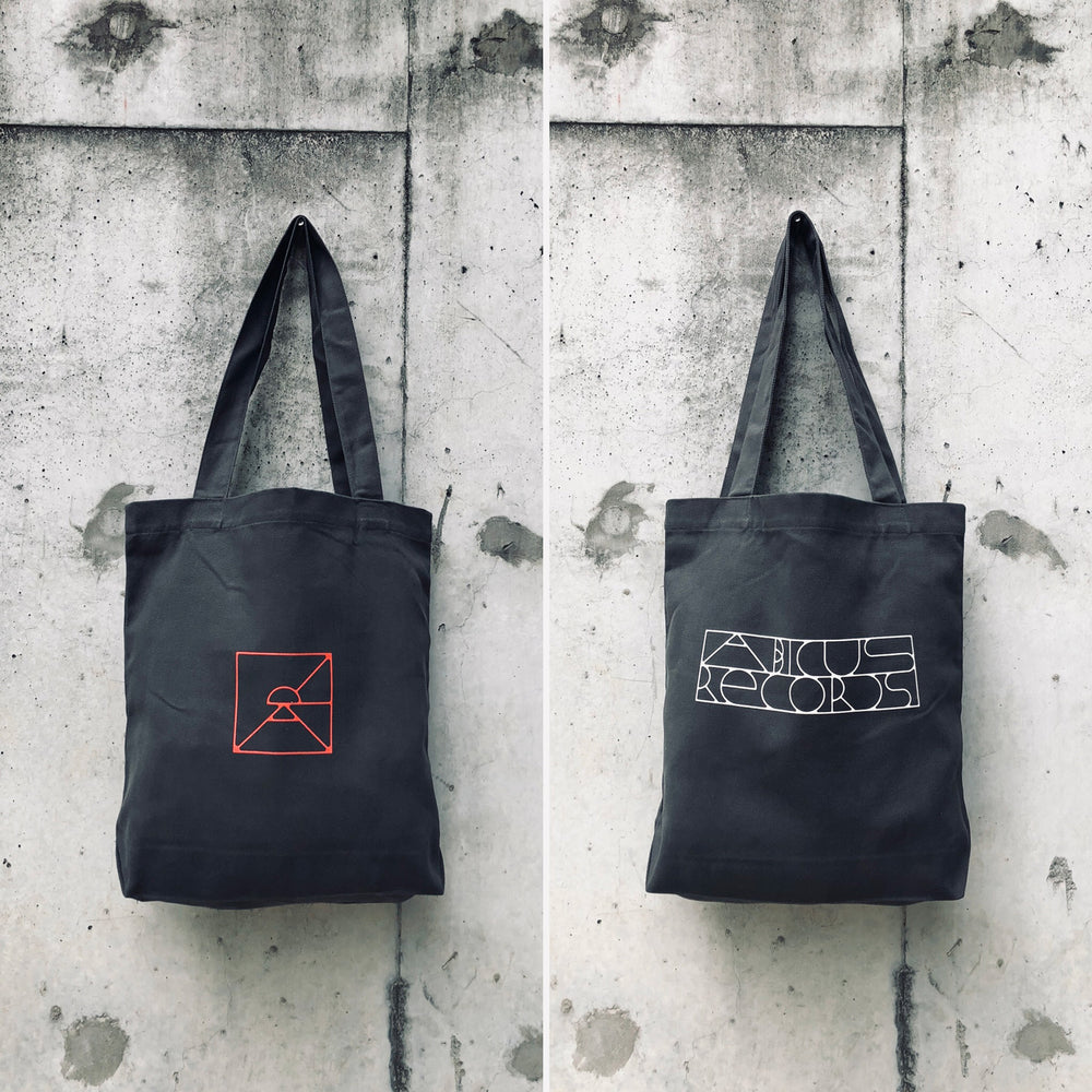 Abicus Records - Force Tote in Graphite