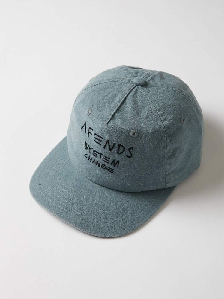 Afends - For The Planet - Hemp Cap - Abyss