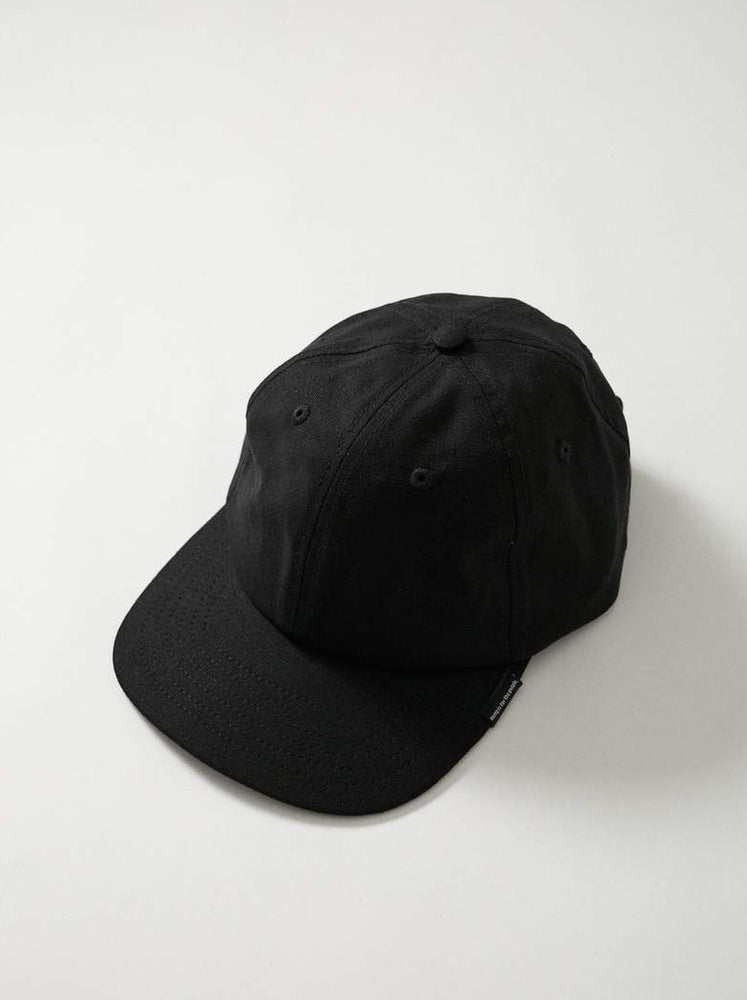 Afends - Hemp 6 Panel Cap - Black