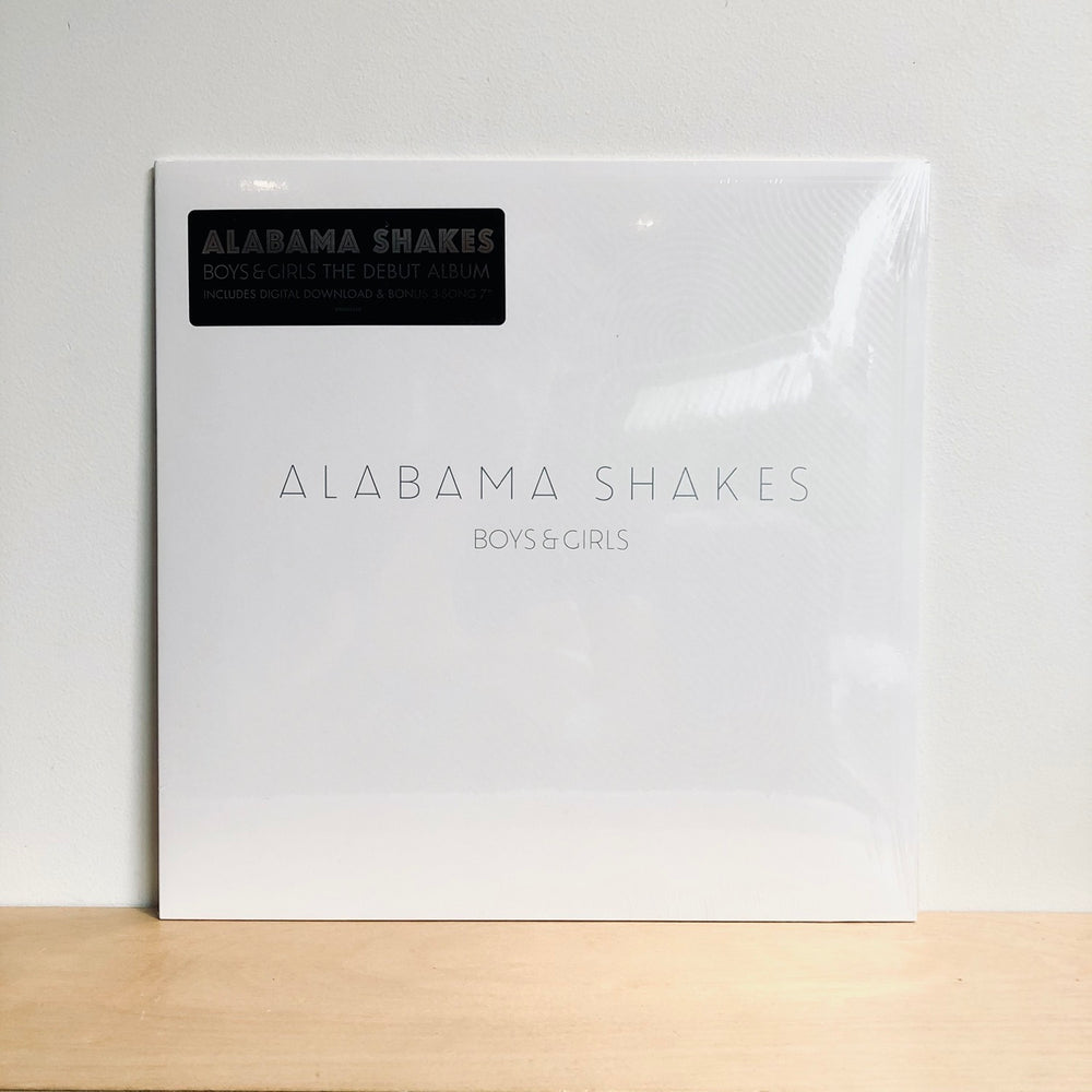 Alabama Shakes - Boys & Girls. LP