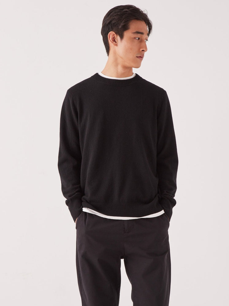 Assembly - Anders Knit - Black
