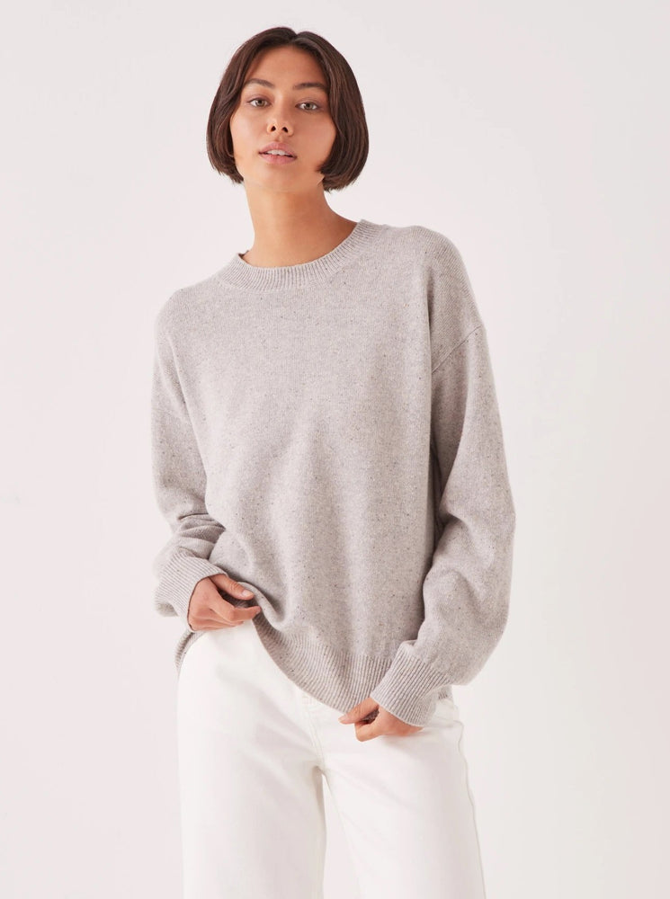 Assembly - Iren Knit - Grey Marle