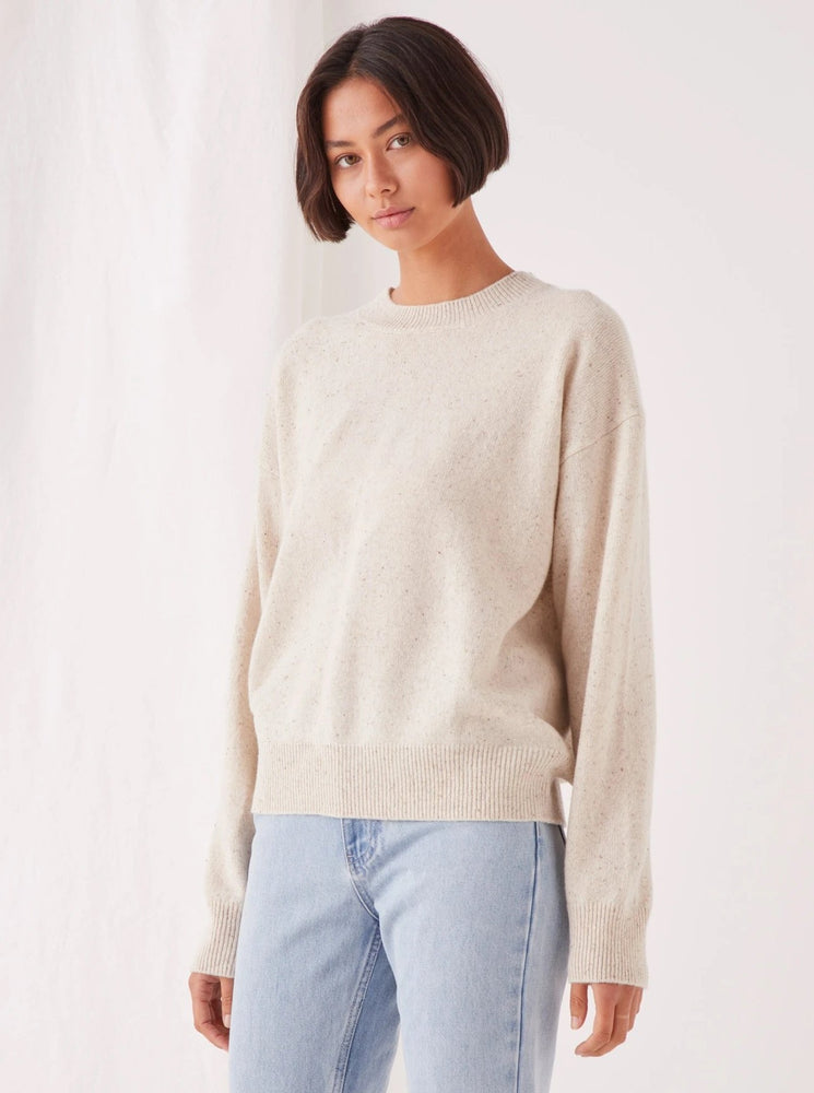 Assembly - Iren Knit - Oat Marle