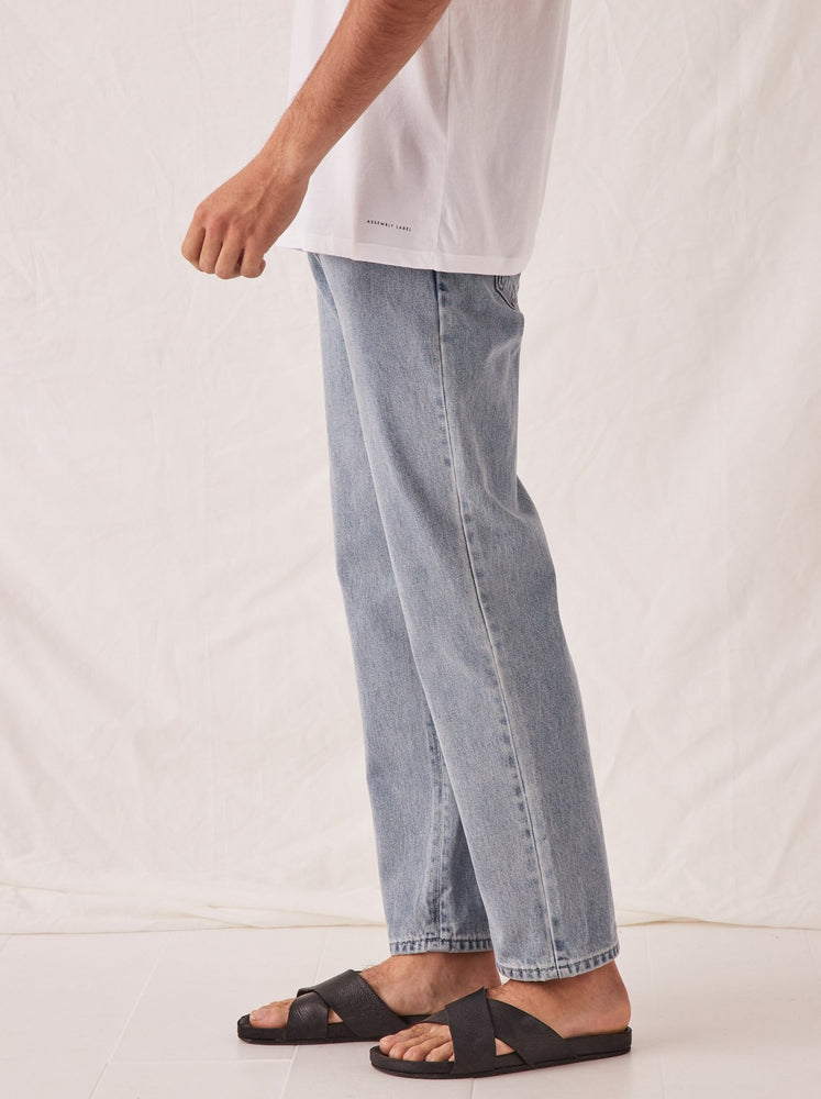 Assembly - Standard Jean in Stone Blue