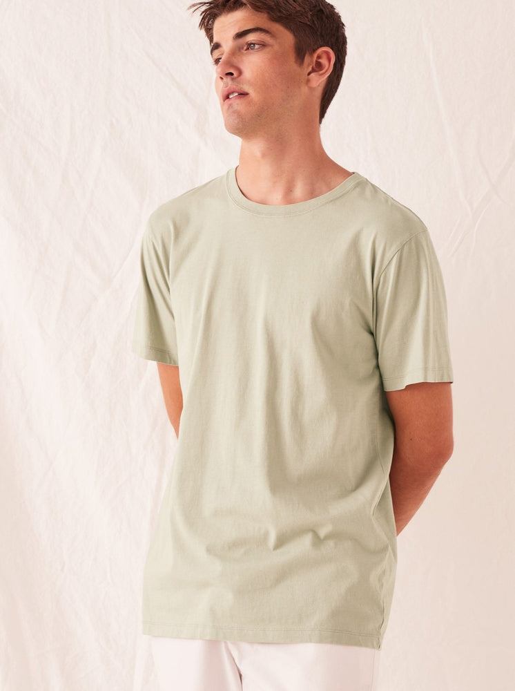 Assembly - Standard Tee in Soft Green