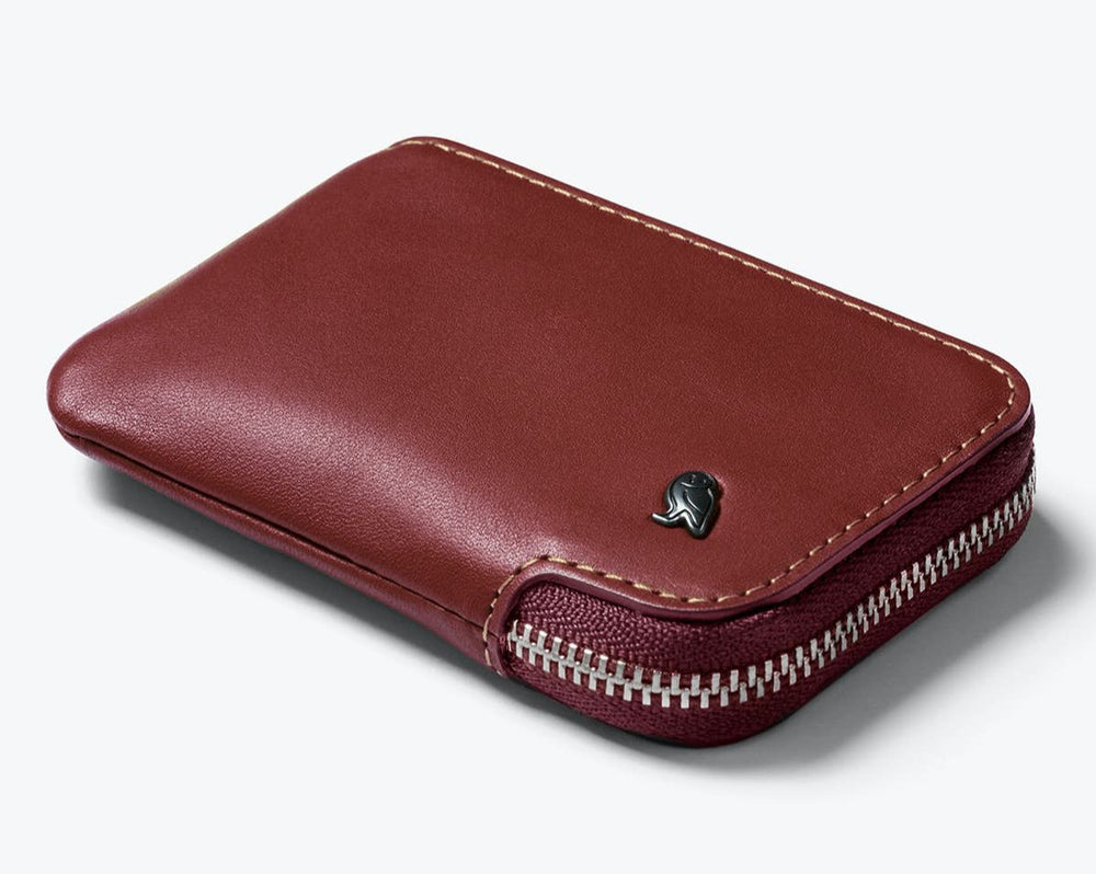 Bellroy - Card Pocket - Red Earth