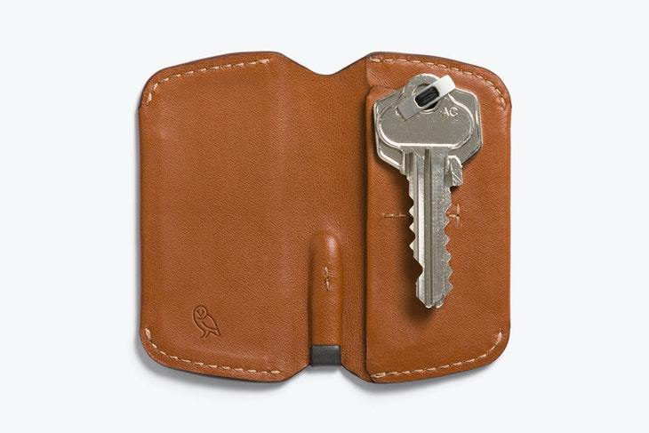 Bellroy - Key Cover in Caramel