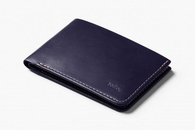 Bellroy - The Low Wallet in Navy