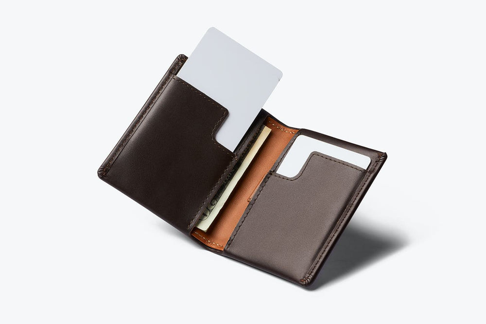 Bellroy - Slim Sleeve - Java Caramel