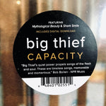 Big Thief - Capacity. LP