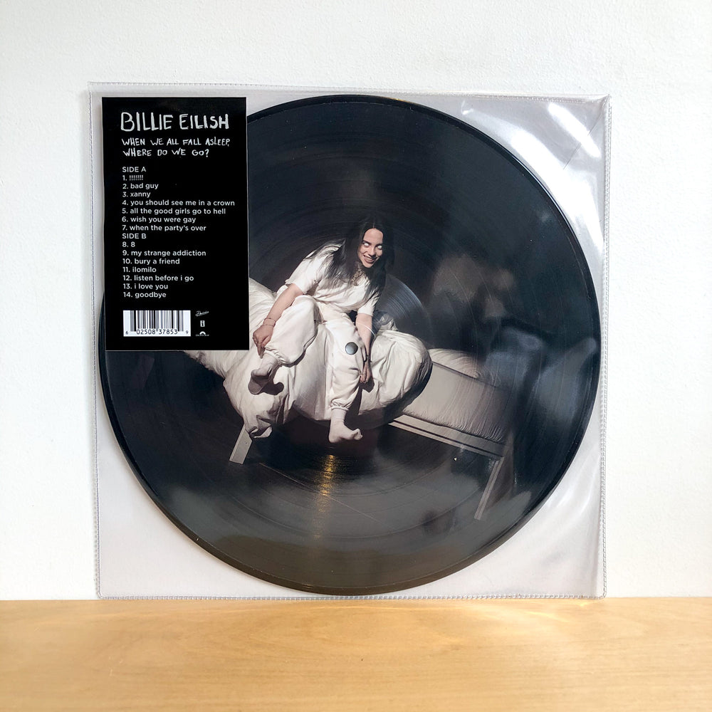 Billie Eilish - When We All Fall Asleep, Where Do We Go? LP [Ltd Picture Disc Edition]