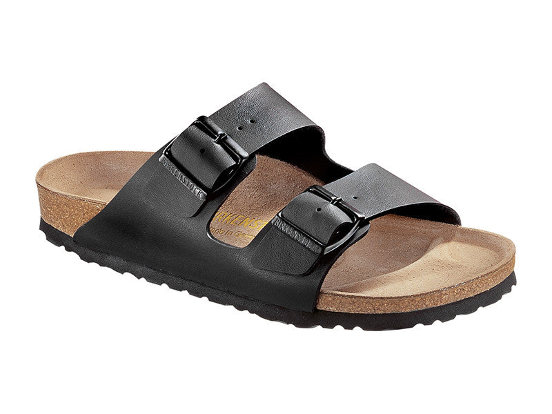 Birkenstock - Arizona - Birko Flor - Black - Narrow
