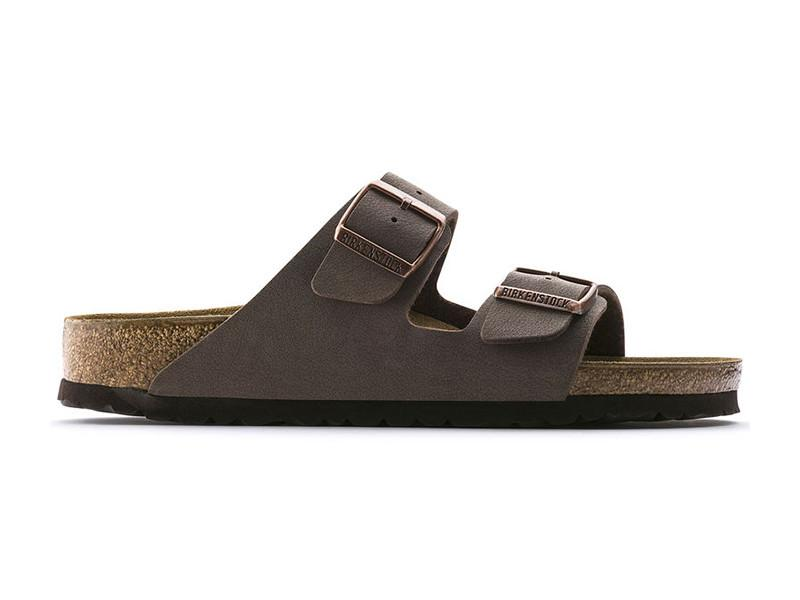 Birkenstock - Arizona - Birko Flor - Mocca - Regular