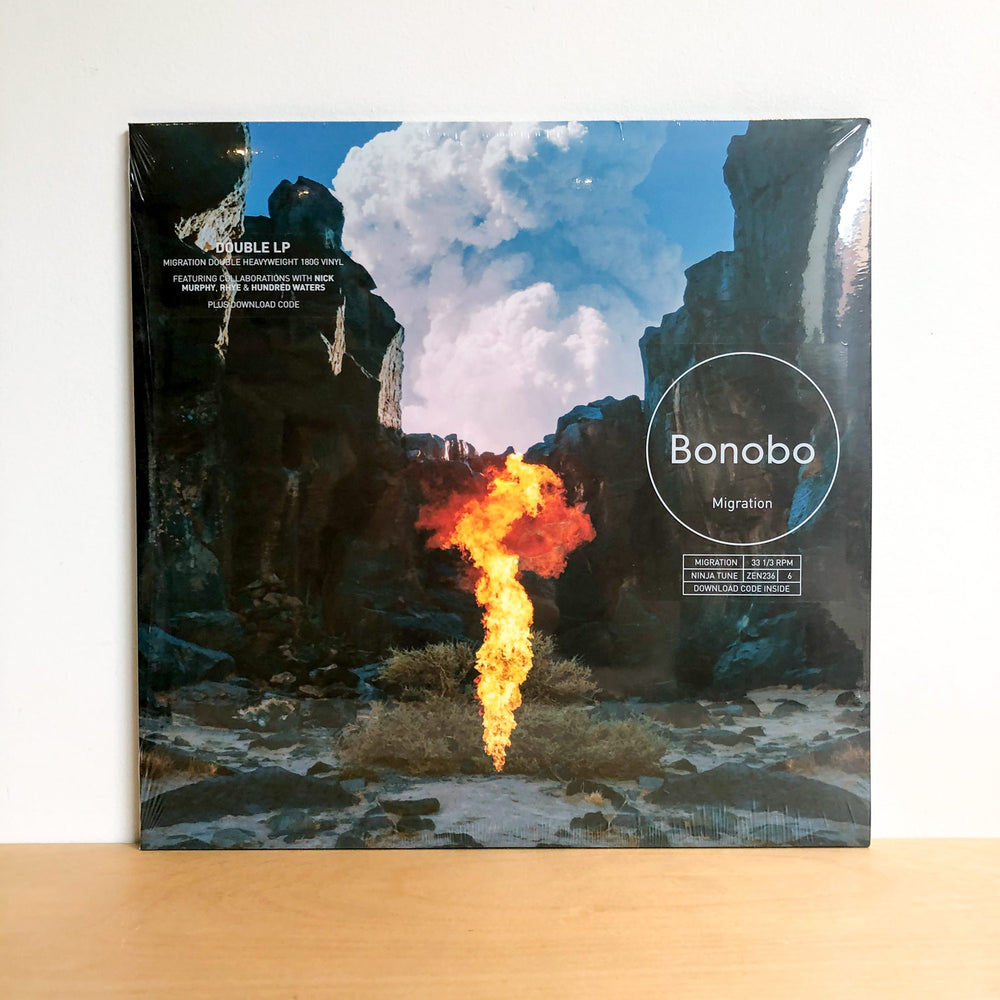 Bonobo - Migration. 2LP