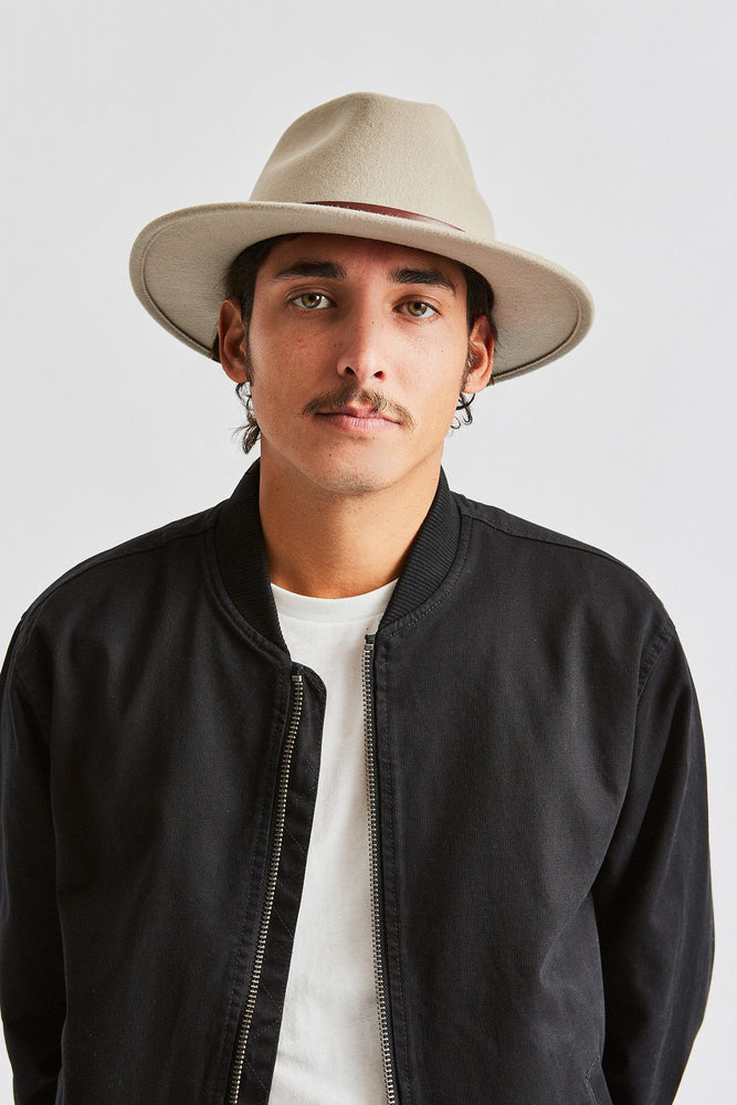Brixton - Messer Fedora in Rock