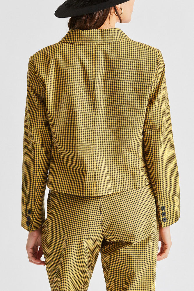 Brixton - Miranda Blazer in Sunset Yellow