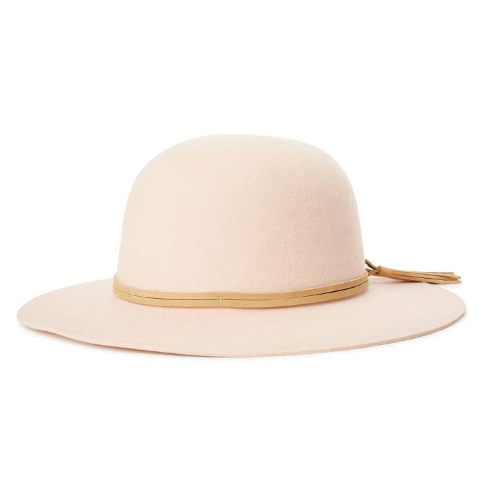 Brixton - Phoebe Hat in Cameo/Natural