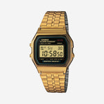 Casio - Mens Digital Stopwatch in Gold, A159WGEA-1DF