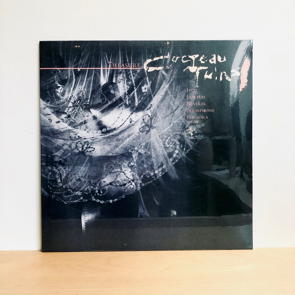 Cocteau Twins - Treasure. LP
