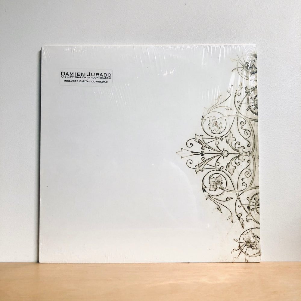 Damien Jurado - Now That I'm In Your Shadow. LP