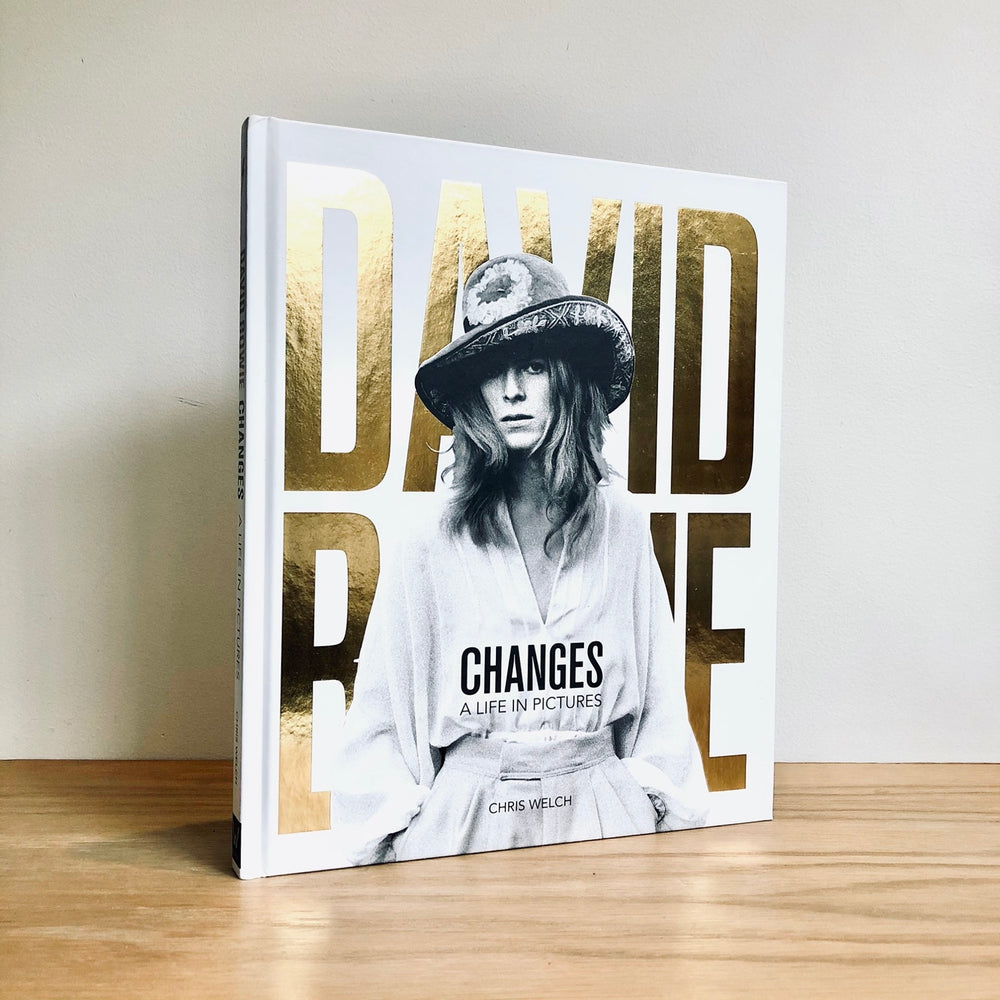 David Bowie: Changes By Chris Welch
