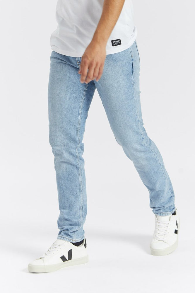 Dr Denim - Clark Jeans in Hawaiian Blue