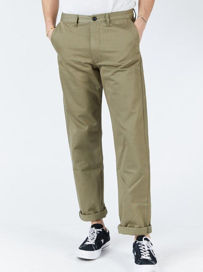 Dr Denim - Dash Chino in Khaki