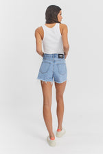 Dr Denim - Nora Short in Light Retro
