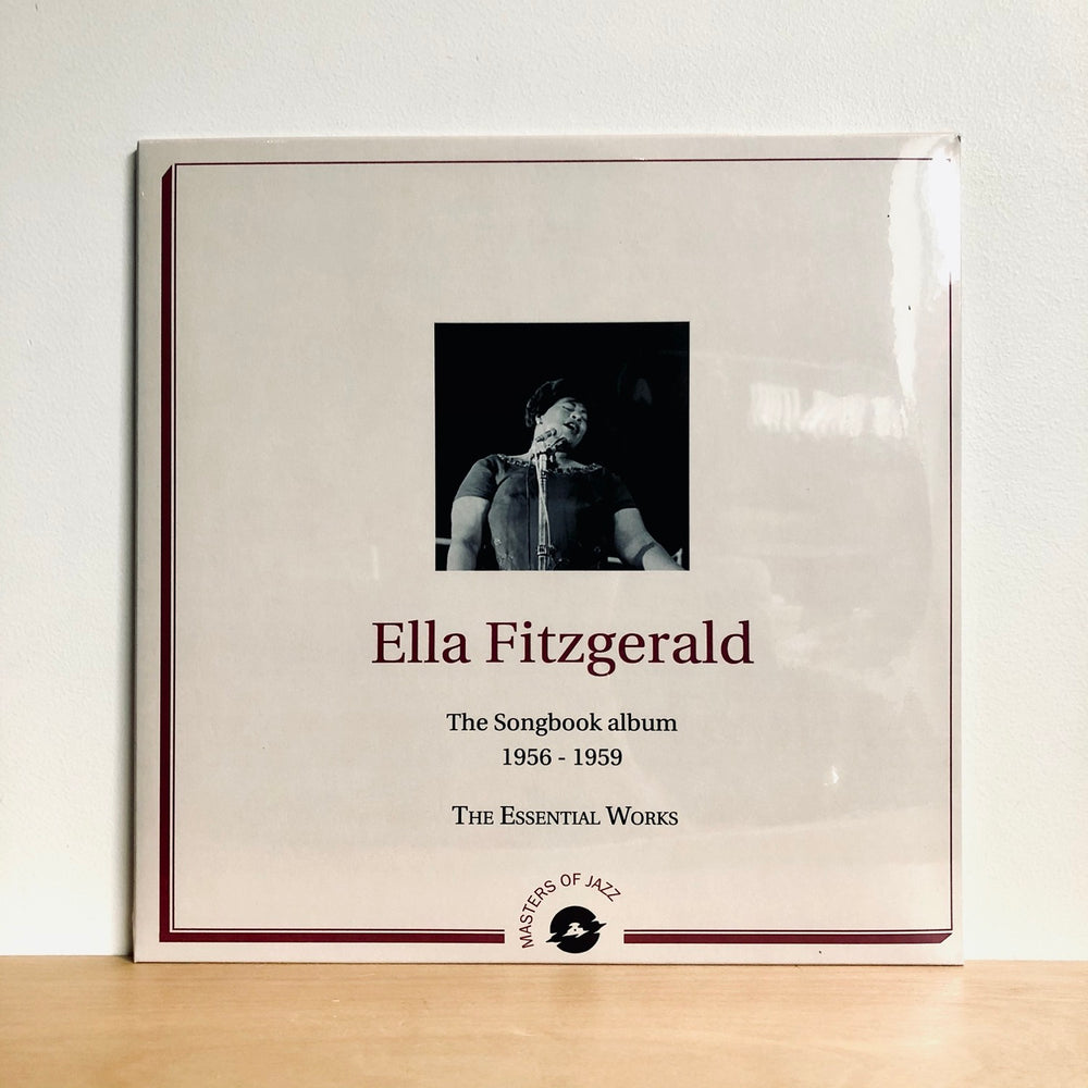 Ella Fitzgerald - The Songbook 1956 - 1959. 2LP [Ltd Edition 700 Copies]