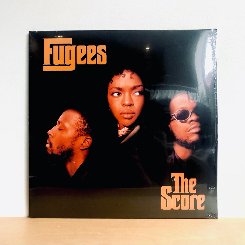 Fugees - The Score. 2LP