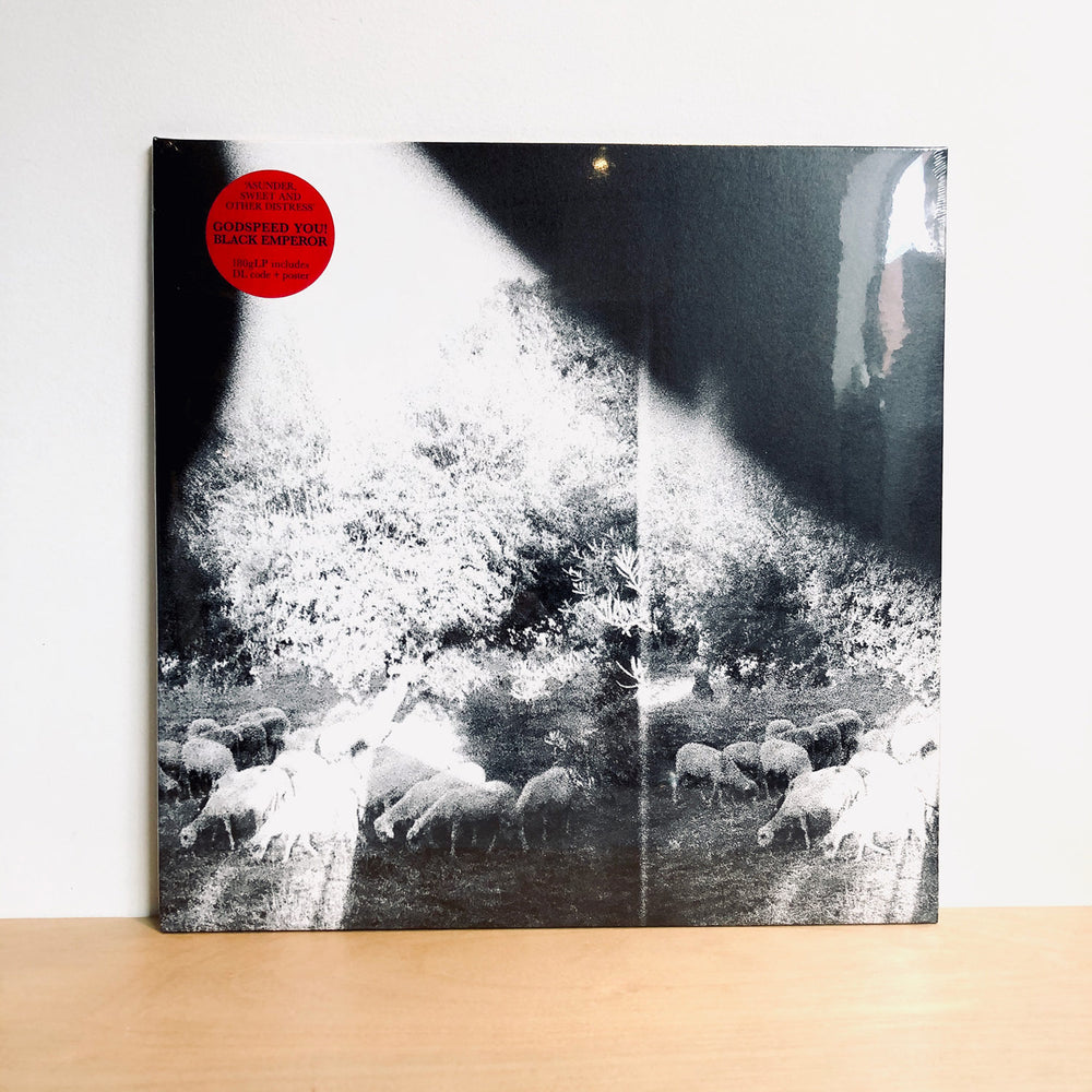 Godspeed You! Black Emperor - Asunder, Sweet and Other Distress. LP