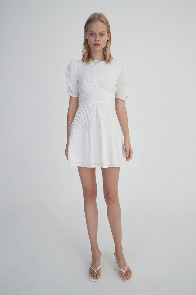 Hansen & Gretel - Brigitte Dress in White