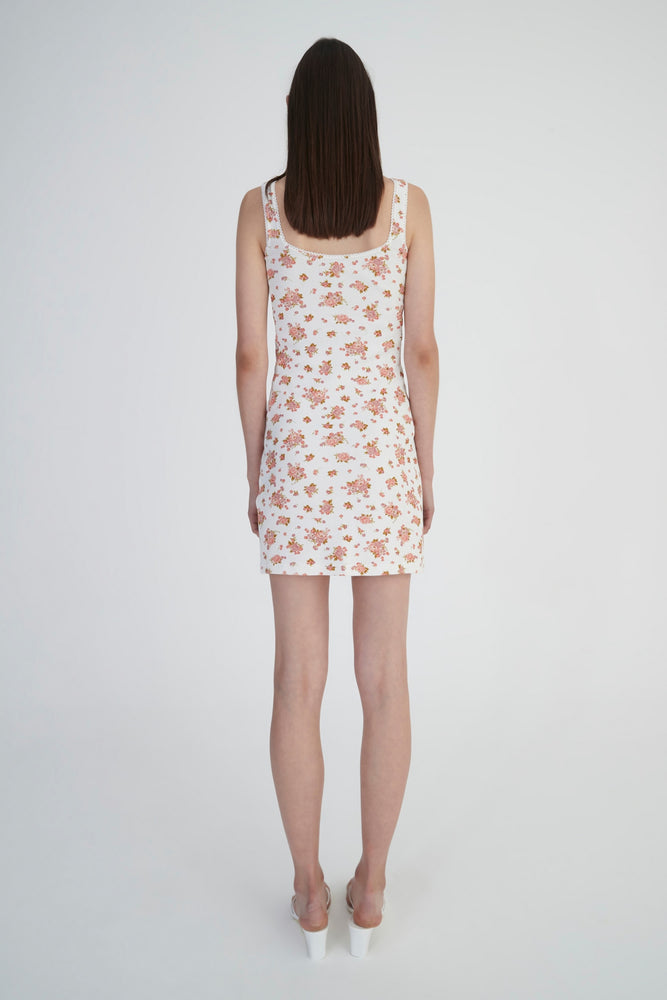 Hansen & Gretel - Devin Dress in Ivory Floral
